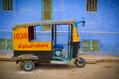 1036_ - Indian Auto Rickshaw