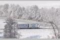 1053_ - Truck in Winter Landscape