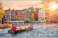 1059_ - Amsterdam Tourist Boat