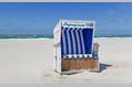 1149_ - Striped Beach Chair