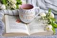 1150_ - Book And Tea