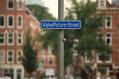 481_ - Rotterdam Street Sign