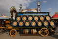 487_ - Oktoberfest Beer Carriage