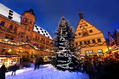 665_ - Xmas Market Rothenburg