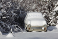 666_ - Snow-Covered Trabbi