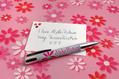 681_ - Floral Pen