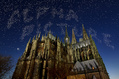 688_ - Starry Sky Cologne Cathedral