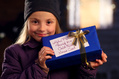 719_ - Child With Xmas Gift