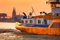 782_ - Rhine Barge