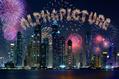 806_ - Dubai Fireworks
