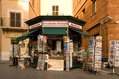 948_ - Newspaper Stall in Rome