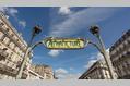 1009_ - Paris Metro Rome