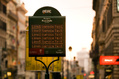 235_ - Rome Bus Destination Display