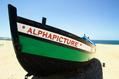 574_ - Boat On Beach