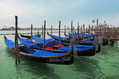 736_ - Venice Gondolas