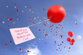 769_ - Balloon with Card