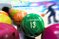 773_ - Bowling Balls