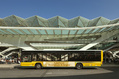 930_ - Bus at Lisbon Train Station
